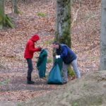 Frühjahrsputz im Barnstorfer Wald 2014