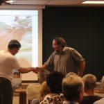 Vortrag – Wildschweinen auf der SpurVortrag – Wildschweinen auf der Spur