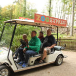 ZooExpress im Rostocker Zoo