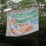 25 jahre Zooverein - Festakt und Jahresabschluss