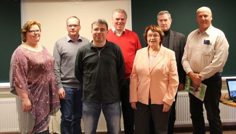 Der neue Vorstand (2016-19)