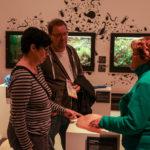ehrenamtliche Besucherbetreuer im Darwineum