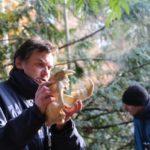 Wolfgang Krause vom Zooverein