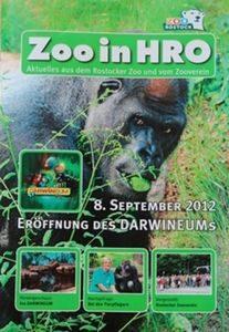 Titelbild Zoo in HRO Ausgabe 1 2012