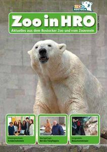 Titelbild Zoo in HRO Ausgabe 1 2013