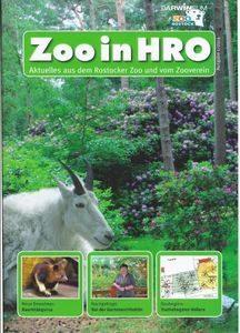 Titelbild Zoo in HRO Ausgabe 1 2014