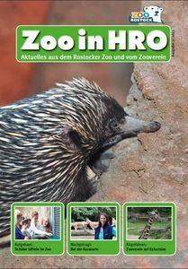 Titelbild Zoo in HRO Ausgabe 2 2013