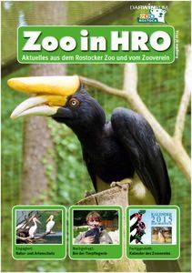 Titelbild Zoo in HRO Ausgabe 2 2014