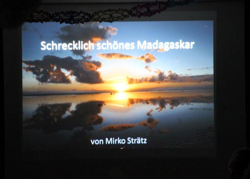 Vortrag: Schrecklich-schönes Madagaskar