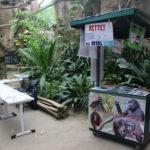 Stand Palmöl (Rostocker Zooverein) - Artenschutztag 2017