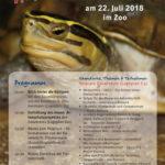 Programm Artenschutztag 2018