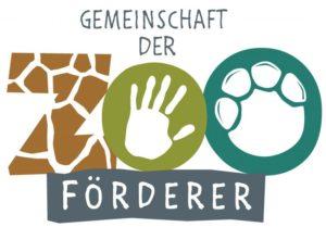 Logo Gemeinschaft der Zooförderer e.V. (GDZ)