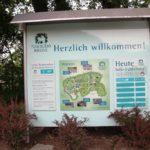 Eingangsbereich NaturZoo Rheine