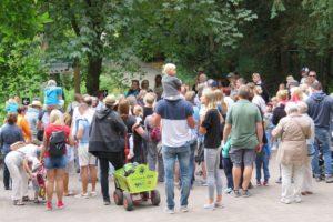 Sonntagsführung Juli 2018 - Jungtiere im Zoo