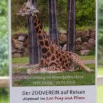 """Ausstellung """"Der Zooverein auf Reisen"""""""